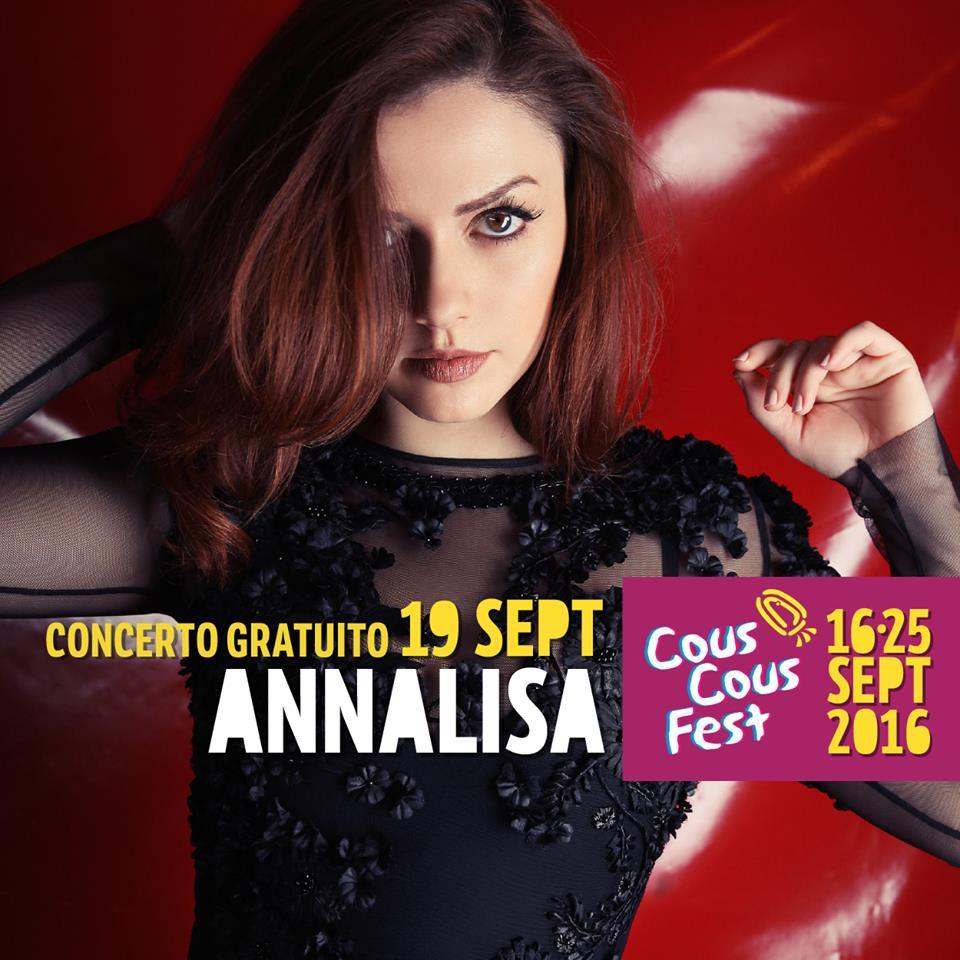 Annalisa Cous Cous fest