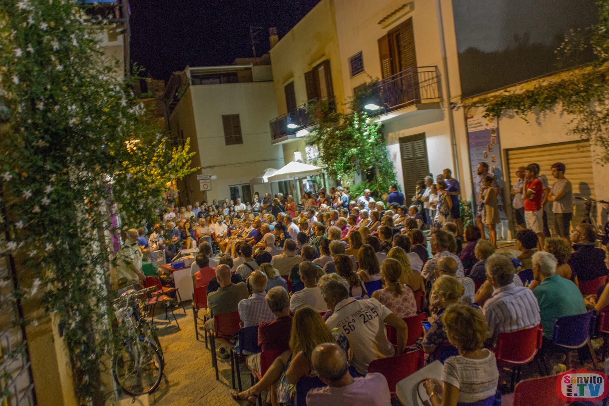 Eventi 2017 San Vito Lo Capo - Libri autori e bouganvillee- Karma Vacanze