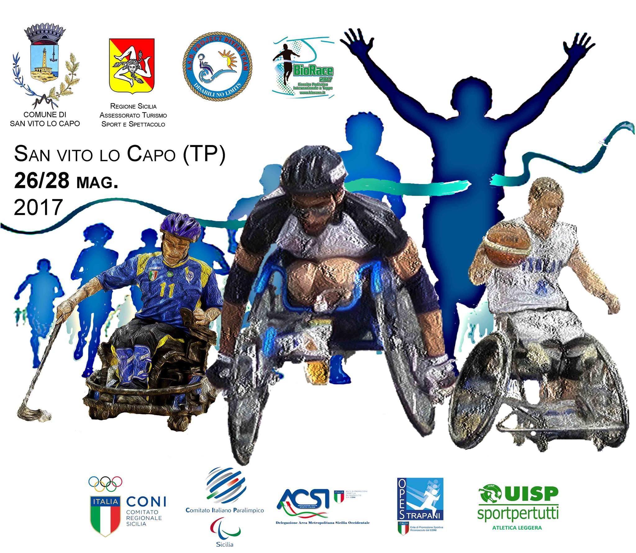 eventi 2017 San Vito Lo capo maratona zero barriere - Karma vacanze