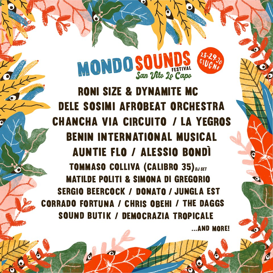 Mondo Sounds Festival - Karma Vacanze